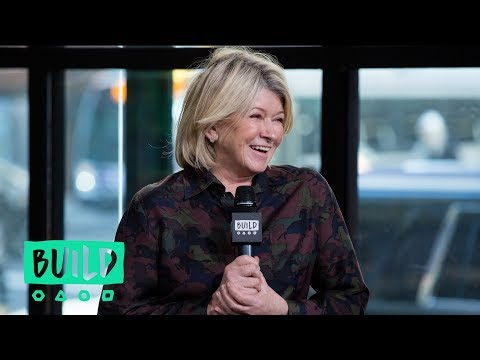 Martha Stewart & Amy Conway Chat About Martha Stewart Weddings