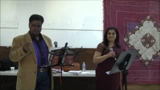 Naguva Nayana Madhura Mouna - Vishnu Raman and Shobha Hiremath