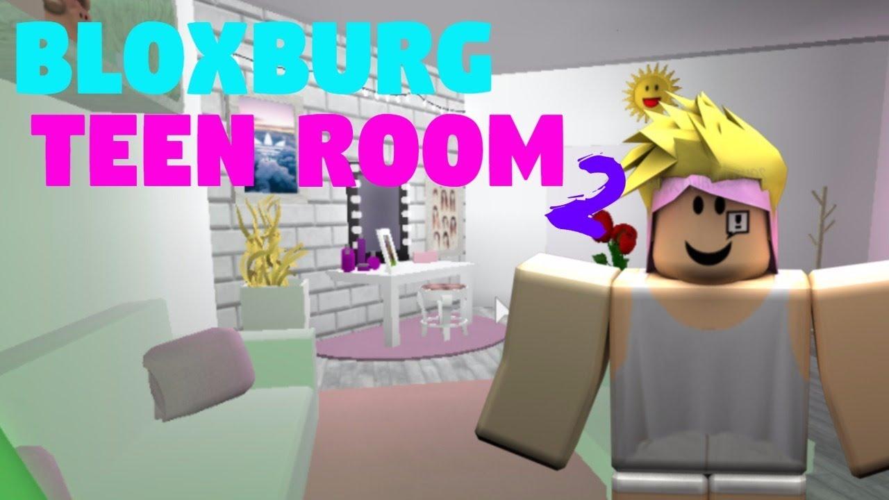 Kid Girl Room In Bloxburg