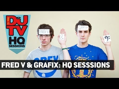 Fred V & Grafix 90 Minute D&B set from DJ Mag HQ