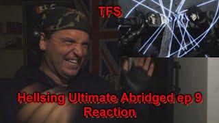 GF17 Reaction: TFS Hellsing ultimate abridged ep 9