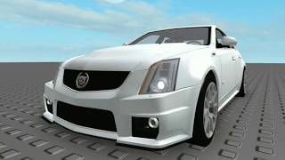 Another Cadilliac is Coming To Roblox Ultimate Driving! Free Car is next week And New Newark Map!