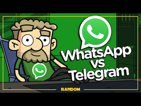 WhatsApp vs Telegram | WhatsApp'ı Silen Adam