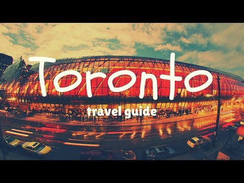 TORONTO Travel Guide | 5 best places in toronto canada !!