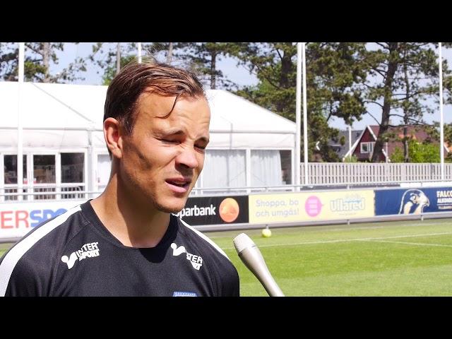 Inför Falkenbergs FF - Norrby IF, Superettan 2018