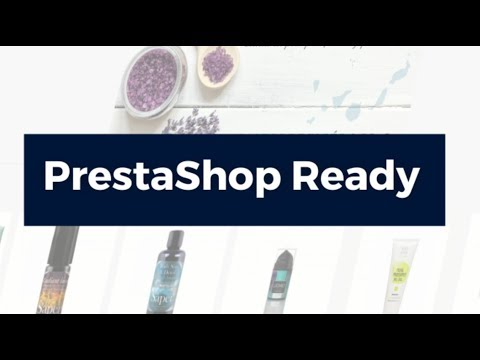 PrestaShop Ready, la solution e-commerce clé en main.
