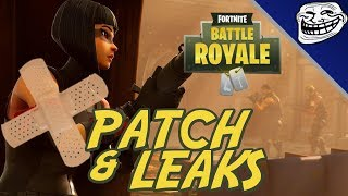 Fortnite Patch & Leaks: New Sniper, Overtime & Birthday Challenges, Fortnite World Cup!!
