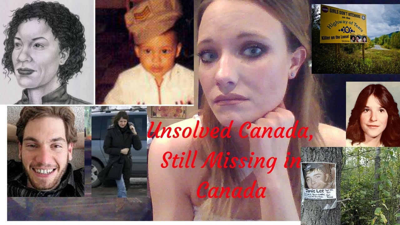 Unsolved Canada   Unsolved Missing Persons Cases from Canada