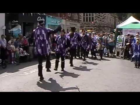 Anonymous Morris Dance Not Not for Joe