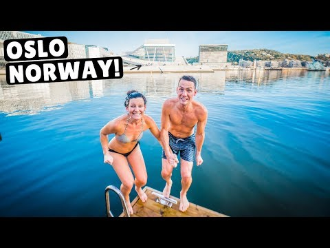 FIRST IMPRESSIONS OF NORWAY (24 Hours In Oslo)