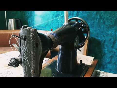 Как сшить ручной швейной машинкой