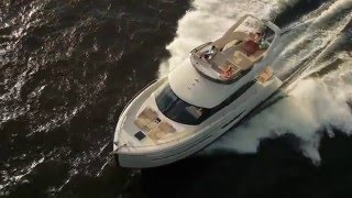 Carver Yachts All New C50 Command Bridge