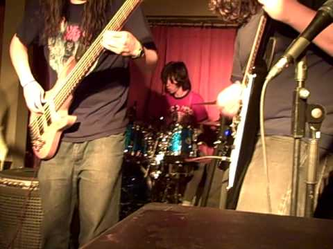 Gravel Chewer - Eating The Earth - Live @ The Capital.