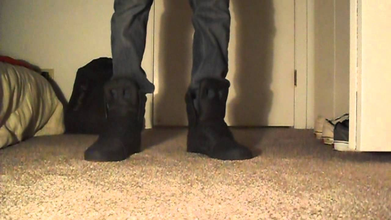 Supra Skytop 2 Black Satin Tuf Quot Red Carpet Quot On Feet Youtube
