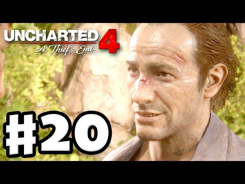 Uncharted 4: A Thief's End - Gameplay Walkthrough Part 20 - Chapter 20: No Escape (PS4)