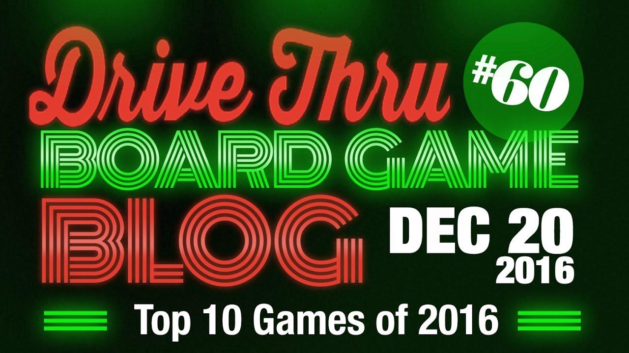 260c78d21 Top 10 Games of 2016 - YouTube