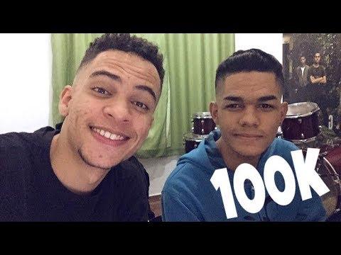 Live dos 100 Mil Inscritos !!