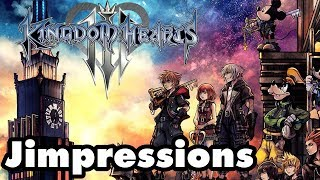 Kingdom Hearts III - Mickey Mouse Operation (Jimpressions) (Video Game Video Review)