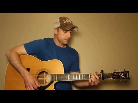 My Best Friend - Tim McGraw - Guitar Lesson | Tutorial