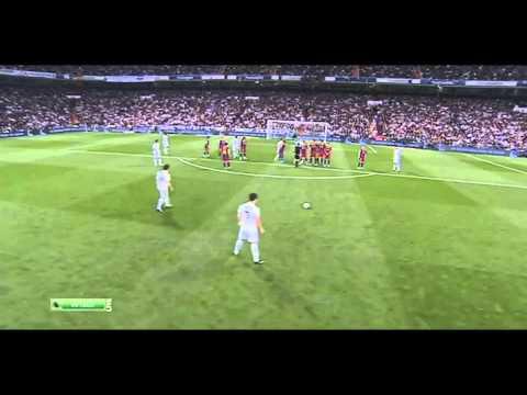 Cristiano Ronaldo Vs Barcelona (H) 2011 / HD - 1080p