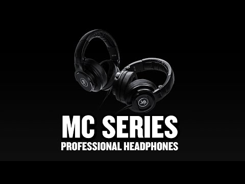 MC Series Professional Headphones - Overview