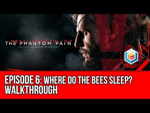 Metal Gear Solid V: The Phantom Pain -...