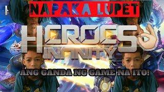 Heroes Infinity   Napakaganda at Napakalupet!   Panuorin Nyo Na😀😀