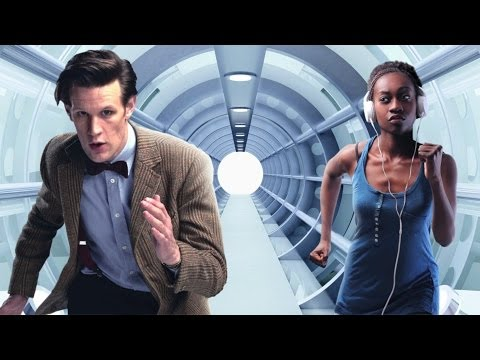Trailers for Titan's Doctor Who comics