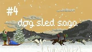 THE LONG RACE! - DOG SLED SAGA (EP.4)