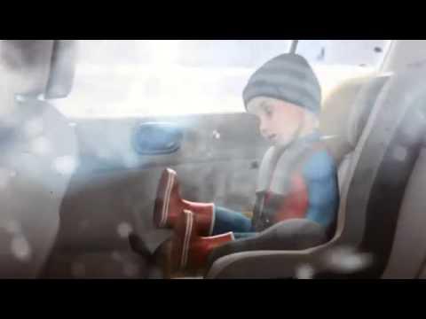 Child Car Seats _ Rear Facing vs Forward Facing