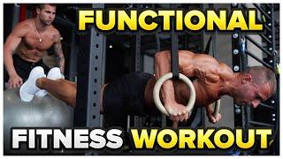 Bodybuilding Meets Functional Training | Feat. Devon Lévesque