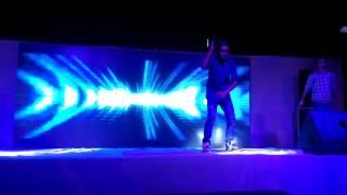 Dedicate Amrish puri dance performance by Abhishek