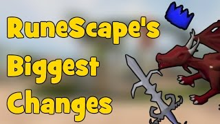 These Changed Everything! RuneScape's Top 10 Biggest Changes