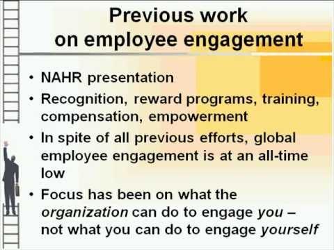 Marshall Goldsmith on Employee Engagement
