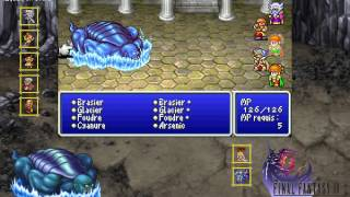 Final Fantasy IV Advance - Part 11 : Trop de personnages