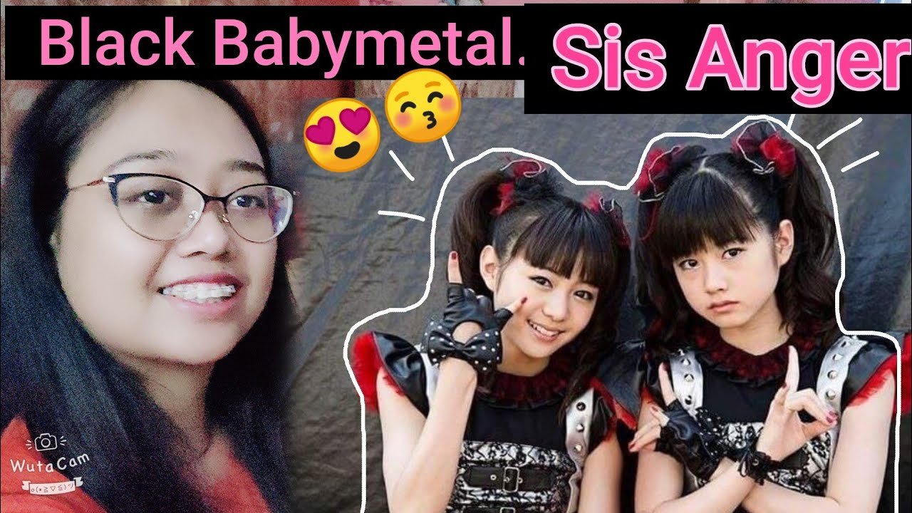 Babymetal - Sis Anger Reaction  by an Indian