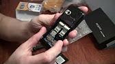 Телефон Fly TS107 на три сим карты (обзор) - YouTube