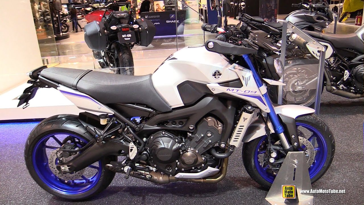 2015 yamaha mt 09 street rally abs walkaround 2014. Black Bedroom Furniture Sets. Home Design Ideas