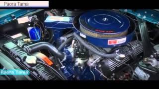 Форд Мустанг Шелби gt350 с 1969 - скромный тест-драйв - Двигатель V8 звук | ГТК ТВ