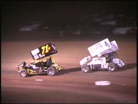 ALL STARS @ Gas City Speedway 2004 (Dale Blaney)