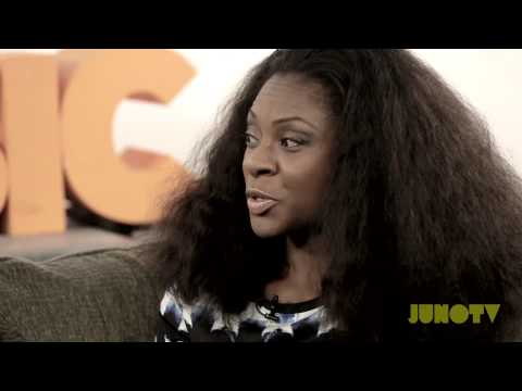 Jully Black's Memorable JUNO Moment