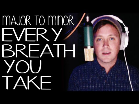 Every Breath You Take  Police MINOR KEY VERSION