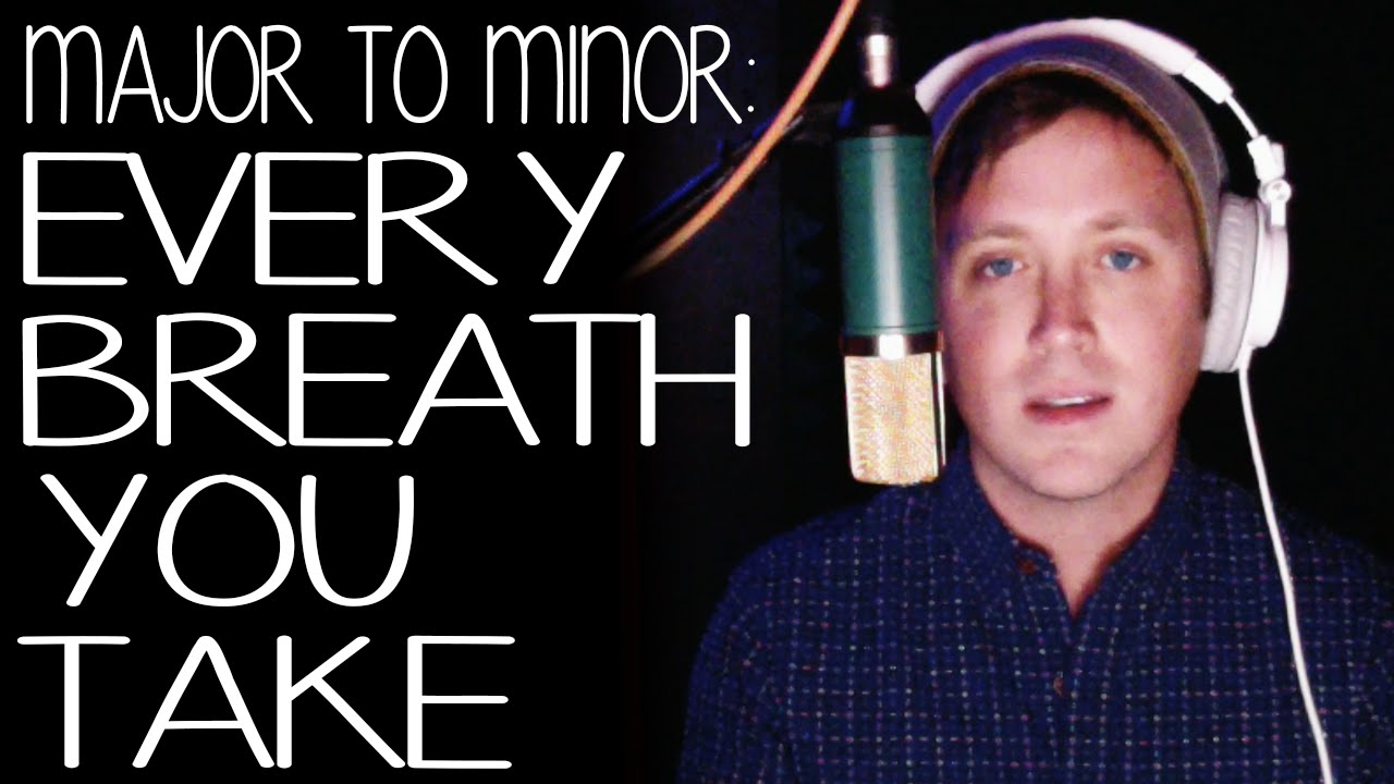 """Every Breath You Take"" by Police (MINOR KEY VERSION ..."