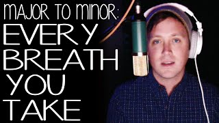 """Every Breath You Take"" by Police (MINOR KEY VERSION)"