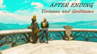 After Ending : Vivienne and Guillaume (The witcher 3 : Blood and wine dlc)