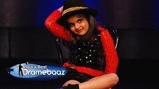 Swasti Nitya Won The Title of India's Best Dramebaaz 2 !