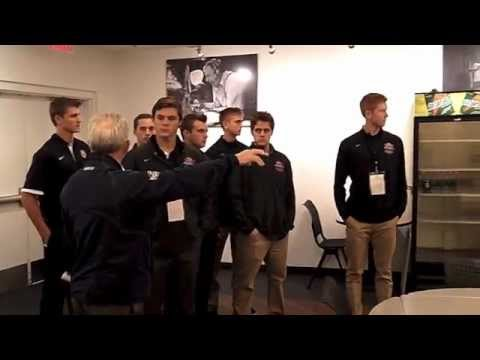 Buffalo Sabres Locker Room Tour
