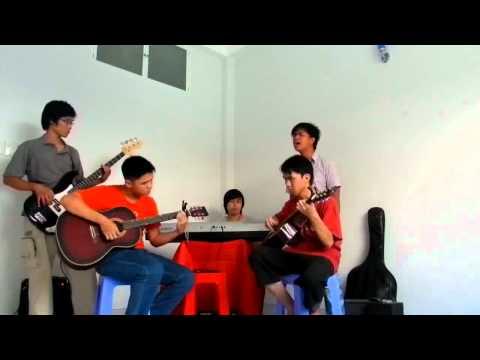 Sakura Ikimono gakari - band cover