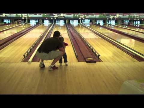 Capri's 1st Time Bowling  DannyMcLarty.com