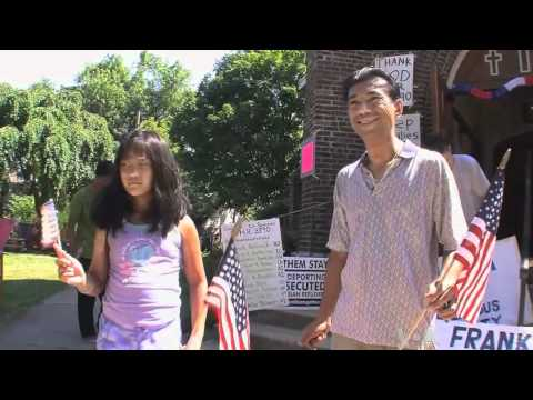 New Jersey Church a Refuge for Indonesians Facing Deportation